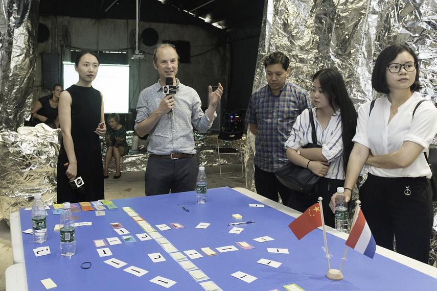 Overleg Ghangzou 4 - education